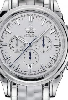 Co−axial chronograph