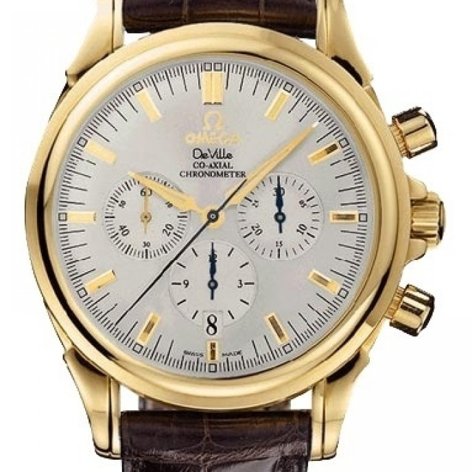 Omega - Co−axial chronograph