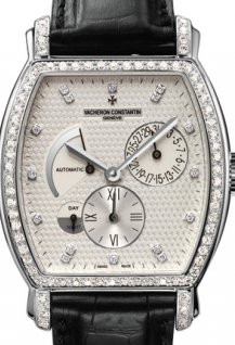 Dual time diamond-set