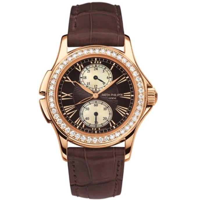 Patek Philippe - Calatrava Travel Time