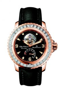 Fifty Fathoms Tourbillon 8-Day