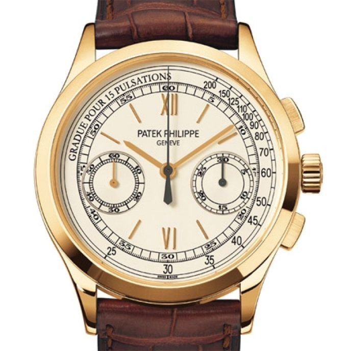 Patek Philippe - Complications - Chronograph - WorldTempus acc507f8dc
