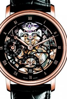 "Tourbillon ""Skeleton"""