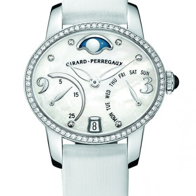 Girard-Perregaux - CAT'S EYE BI-RETRO