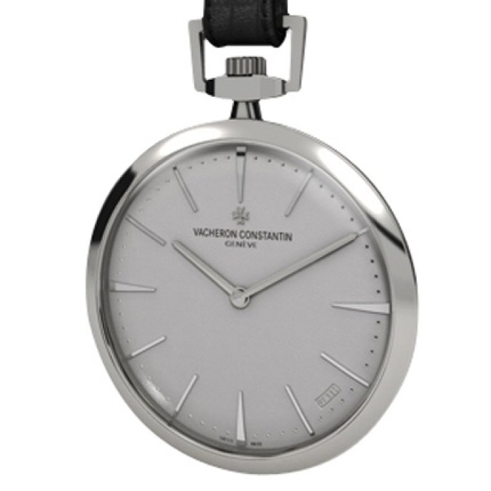 Vacheron Constantin - Contemporaine montre de poche - Collection Excellence Platine