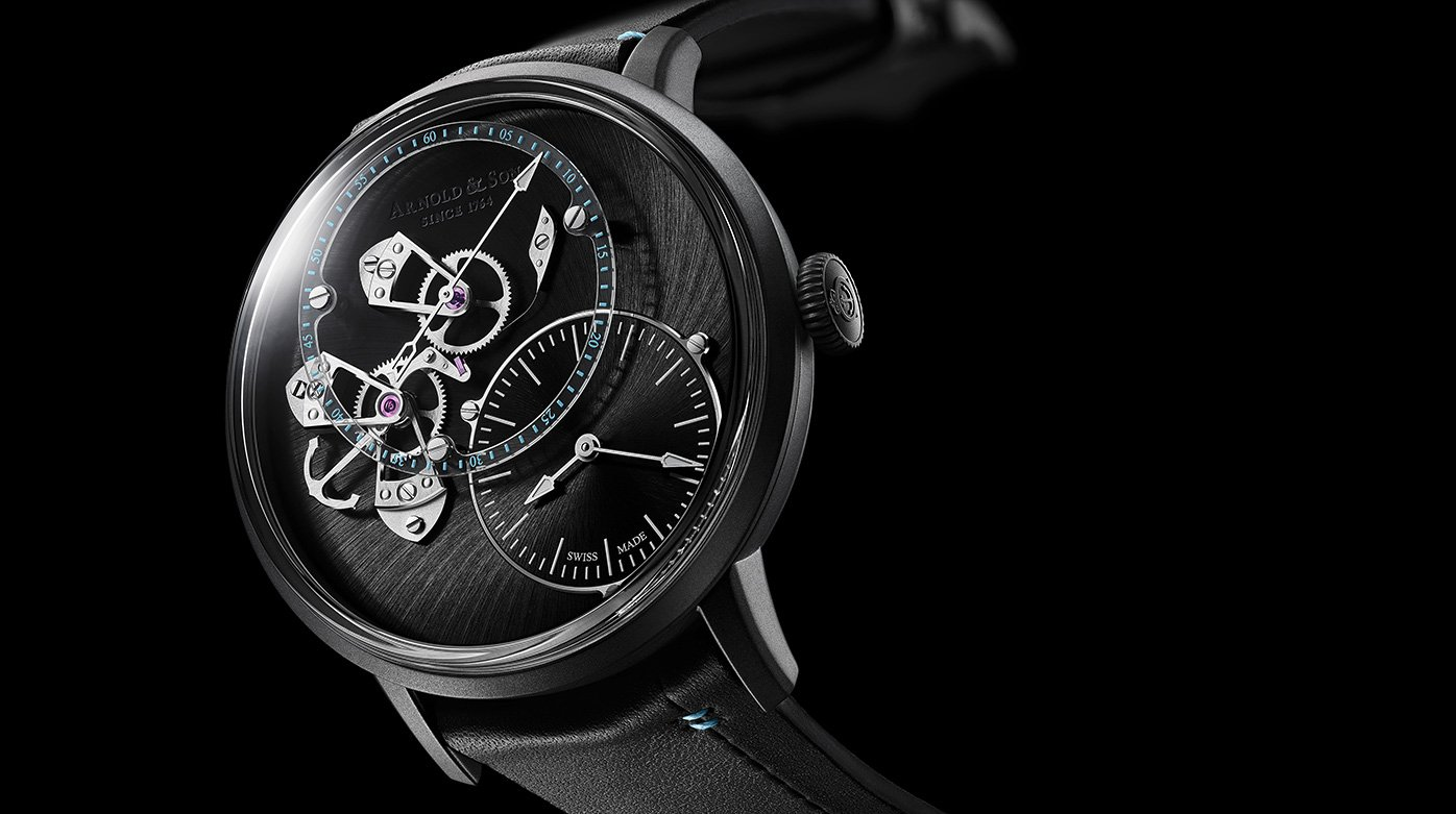 Arnold & Son - DSTB Only Watch 2019