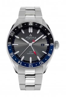 Alpiner Quartz GMT