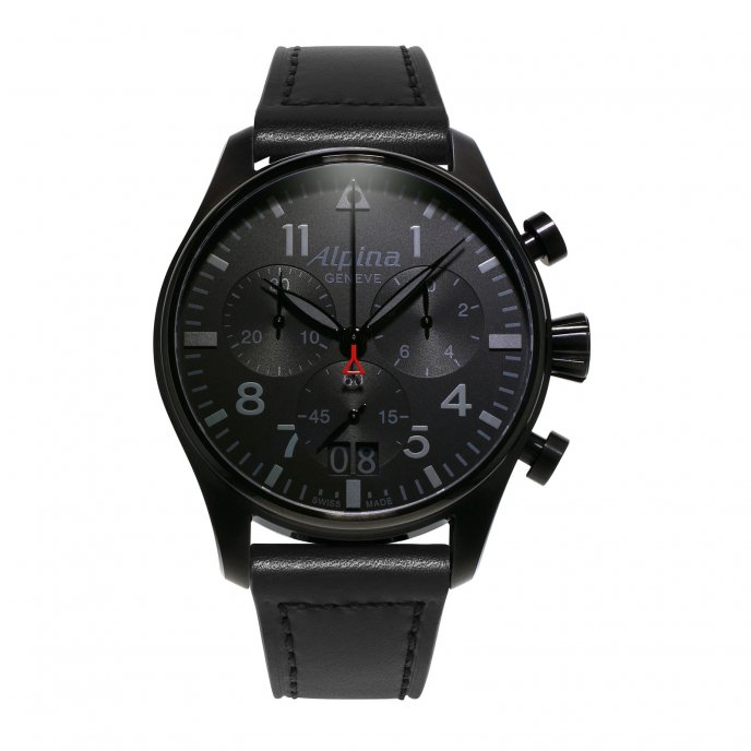 Startimer Pilot Chronograph Big Date Shadow line