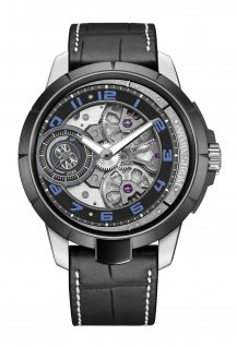 Edition Max Chilton Edge Double Barrel