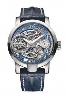 Tourbillon Skeleton Water