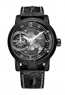 Tourbillon Earth