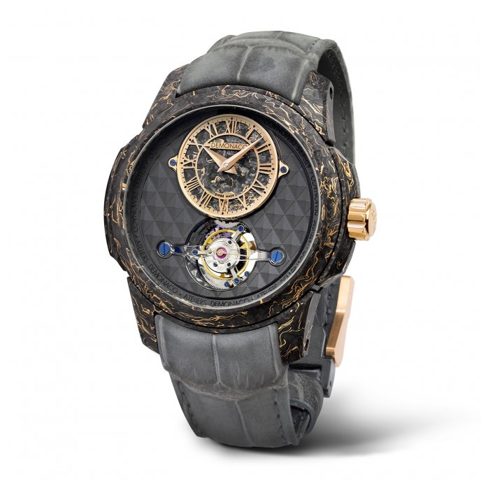 Tourbillon – Oculus 1297 Only Watch