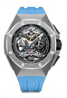 Tourbillon Chronographe Squelette Automatique