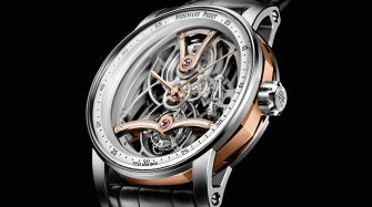 Code 11.59 by Audemars Piguet Tourbillon Openworked Watches