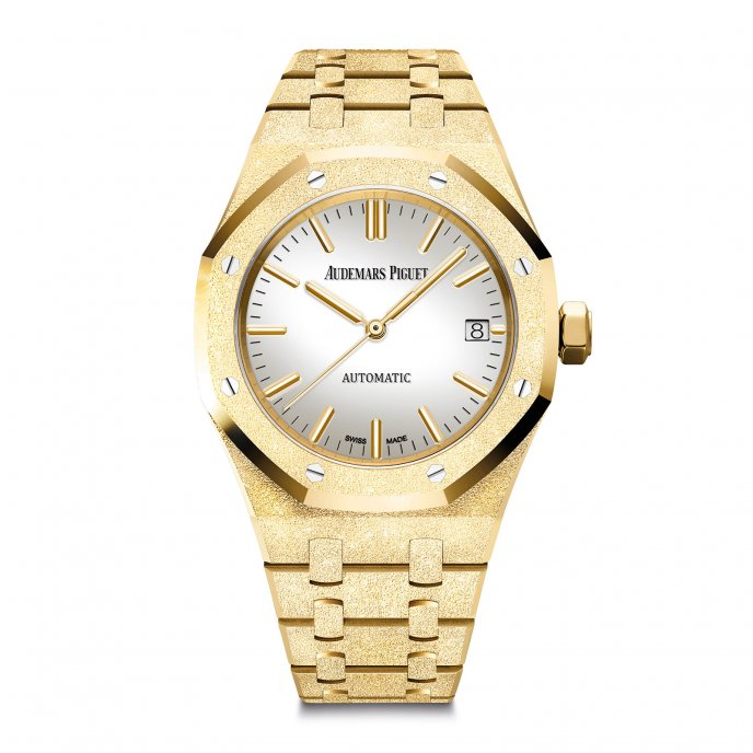 Royal Oak Frosted Gold Carolina Bucci