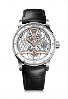 Code 11.59 Tourbillon Openworked