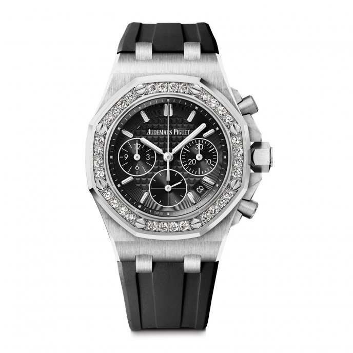 b2eeba03e97 Audemars Piguet. Ladies Royal Oak Offshore. Royal Oak Offshore Chronograph