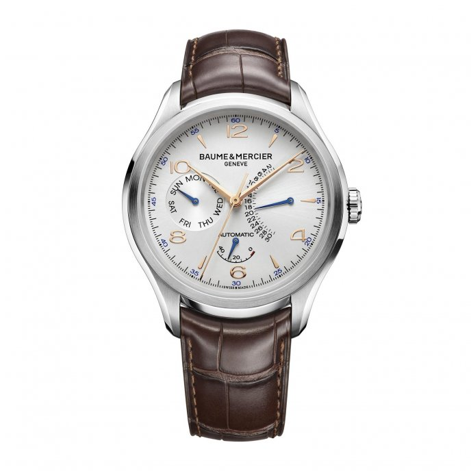 Baume & Mercier Clifton Automatique Date Rétrograde 10149 - face view