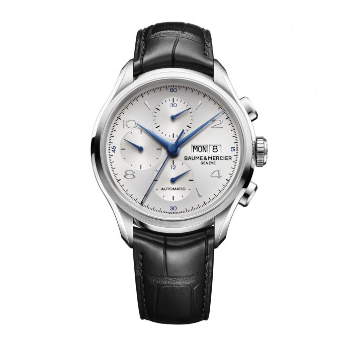 Baume & Mercier Clifton M0A10123 - face view