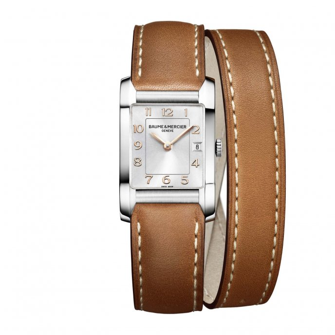 Baume & Mercier Hampton 10110 - face view