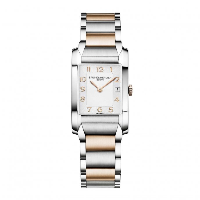 Baume & Mercier Hampton 10108 - face view