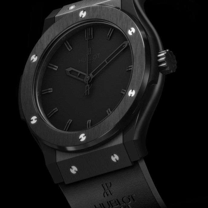 Hublot - Classic All Black