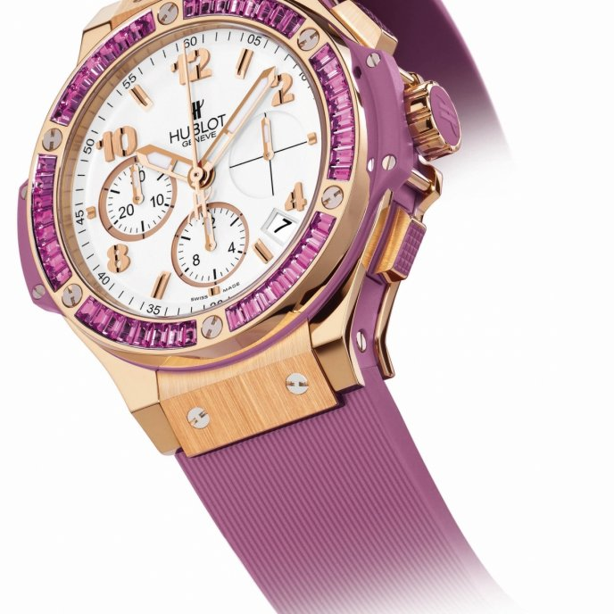 Hublot - Puple Carat