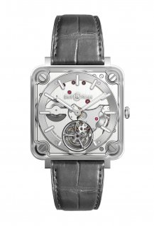 BR-X2 Skeleton Tourbillon Micro-Rotor