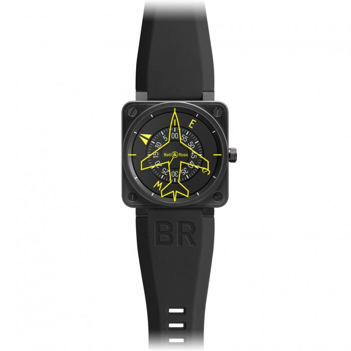 Bell & Ross - Aviation - BR01-92 Heading Indicator