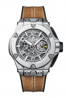 Big Bang Ferrari 1000 GP White Gold