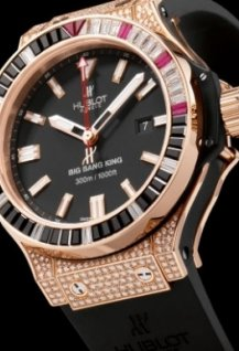 Big Bang King Haute Joaillerie