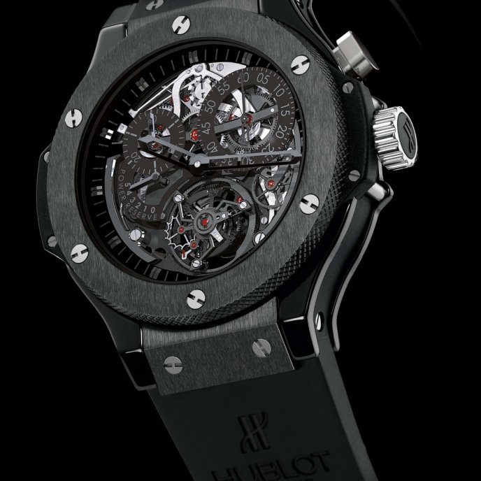 Hublot - Bigger Bang All Black