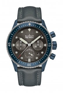 Bathyscaphe Chronographe Flyback Ocean Commitment II