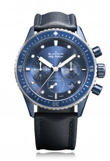 Bathyscaphe Bucherer Blue Edition