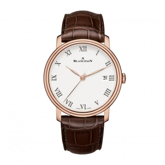 Blancpain Villeret 8 Jours Watch-face-view