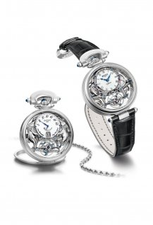 Tourbillon Virtuoso IV