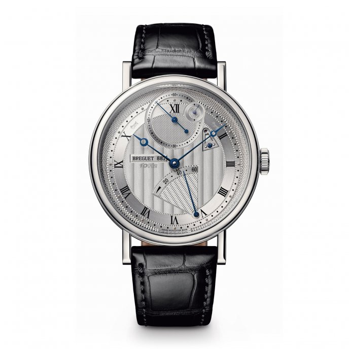 Breguet Classique Chronométrie 7727BB/12/9WU - watch face view