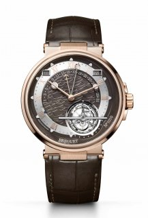 Marine Tourbillon Equation Marchante 5887