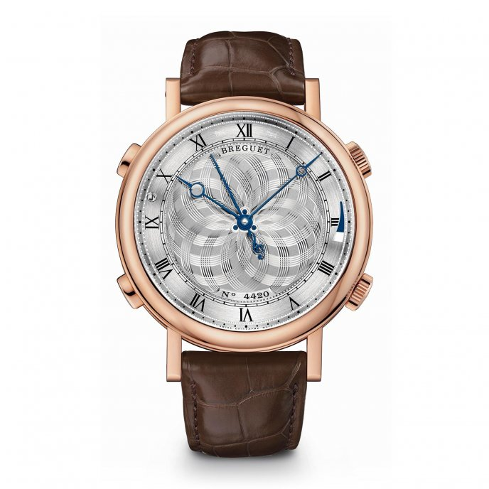 Breguet - classique la musicale - 7800BRAA9YV 02 - watch face view