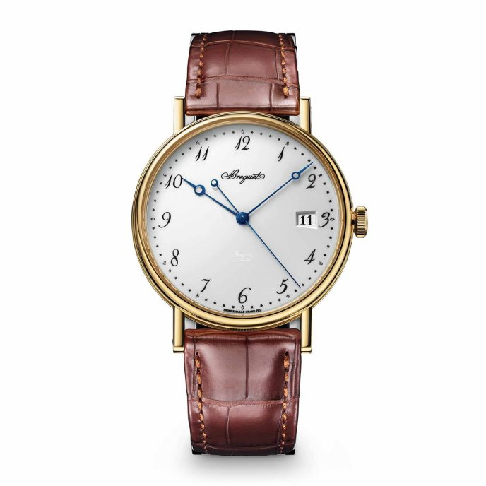 Breguet Classique Simple 5177BA/29/9V6 watch face view