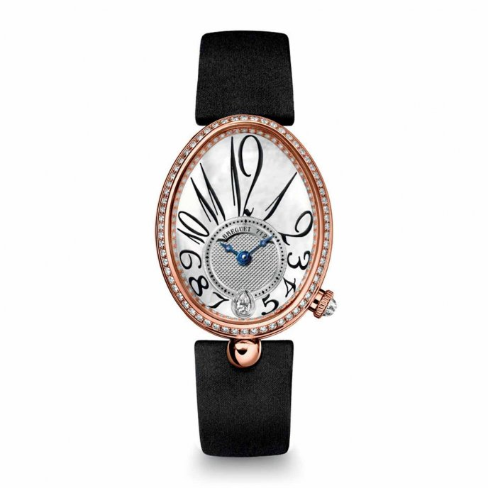 Breguet Reine de Naples 8918BR/58/864 D00D watch face view