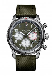 Aviator 8 B01 Chronographe 43 Curtiss Warhawk