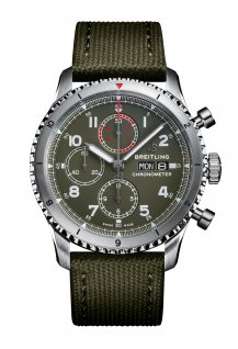 Aviator 8 Chronographe 43 Curtiss Warhawk