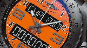 Cockpit B50 Orbiter Limited Edition Watches