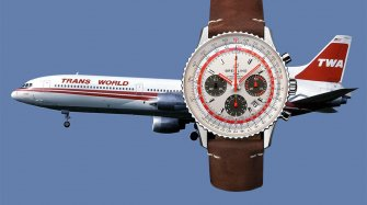 Navitimer Chronographe TWA Edition  Trends and style