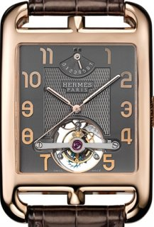 Tourbillon or rose