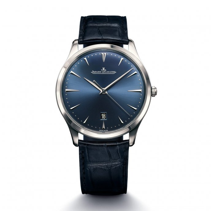 bucherer-all-blue-jaeger-lecoultre-master-ultra-thin-date-acier