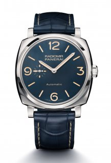 PAM00690 - Radiomir 1940 - Blue Edition