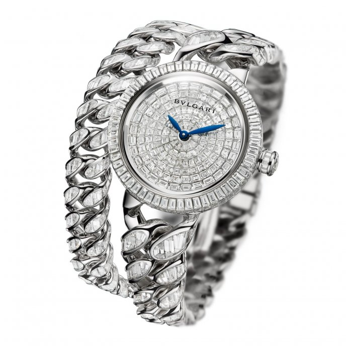 Bulgari Bulgari Catene Baguette Watch-face-view