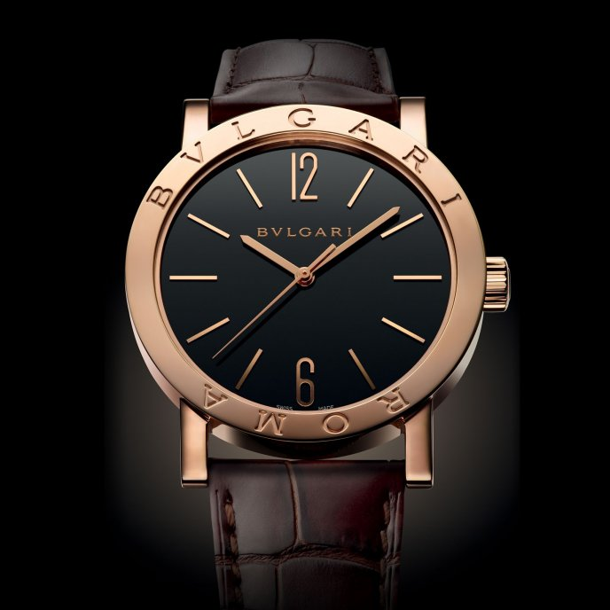 Bulgari Bvlgari Roma BBP39BGL/ROMA - watch face view